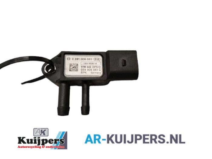 Roetfilter sensor - Volkswagen Polo