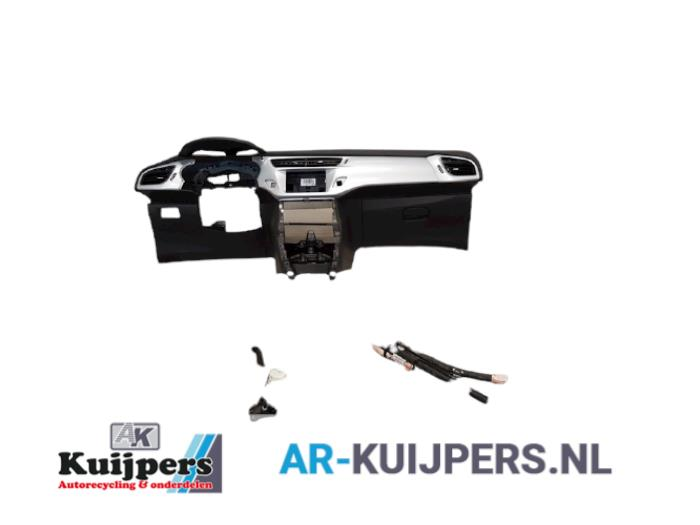 Airbag Set+Module - Citroen DS3