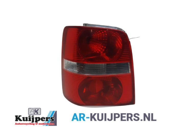 Achterlichtglas links - Volkswagen Touran