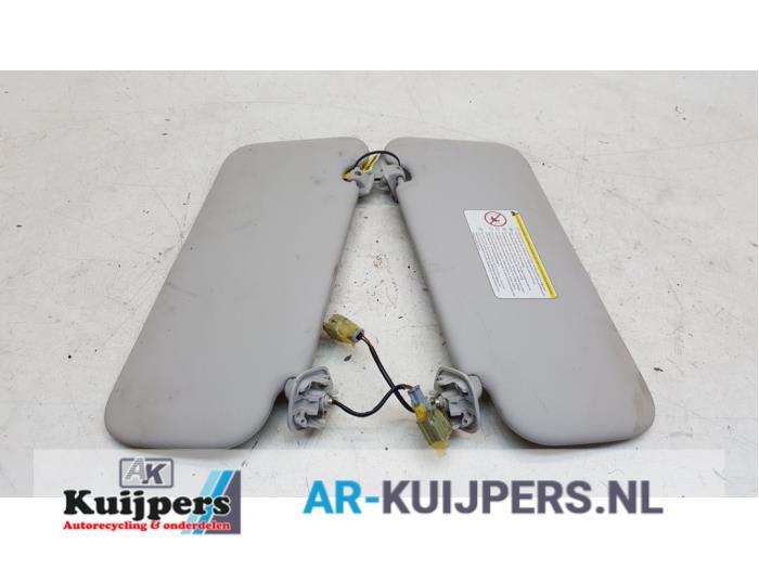 Zonneklep - Citroen C5