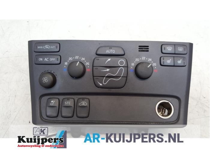 Climatronic Paneel - Volvo S80