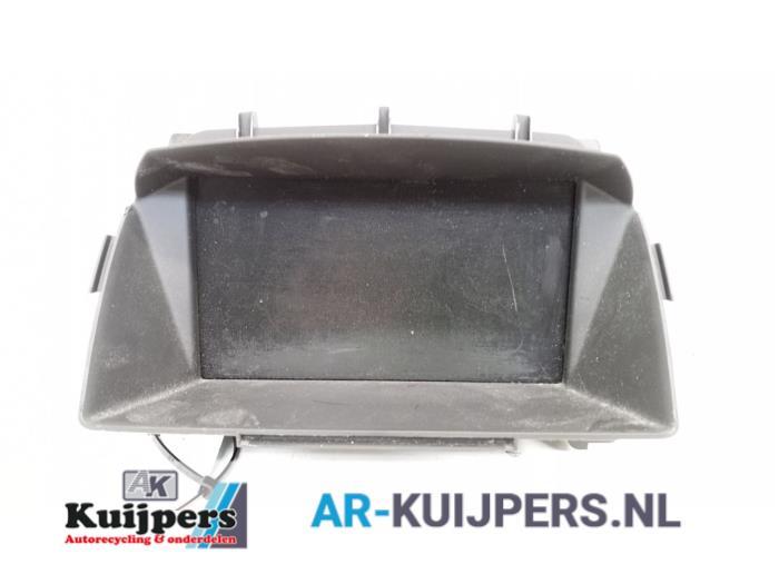 Navigatie Display - Opel Zafira