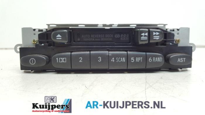 Cassettedeck (diversen) - Toyota Yaris Verso