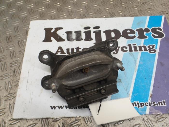 Versnellingsbak Rubber - Audi A4