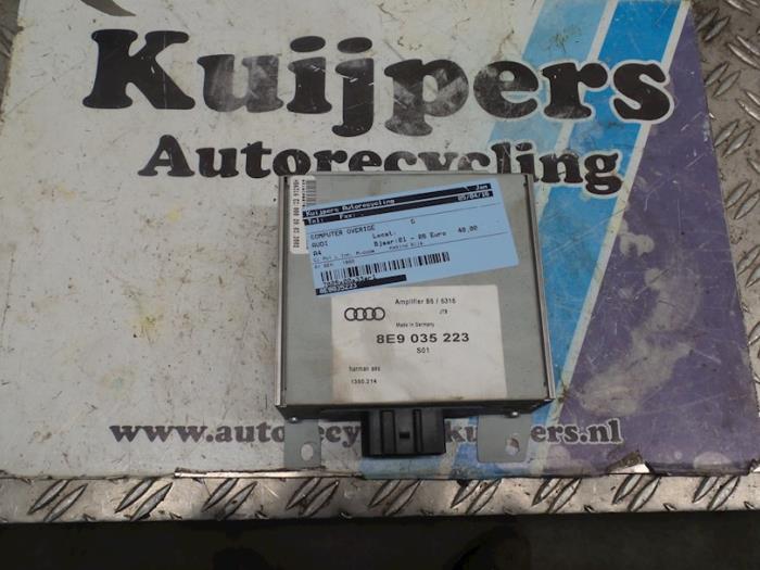 Computer Diversen - Audi A4