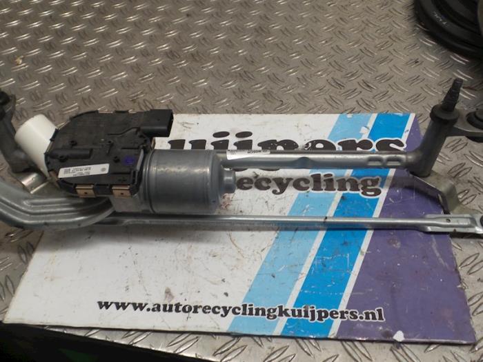 Ruitenwismotor+Mechaniek - Volkswagen Golf