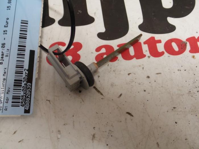 Temperatuursensor binnen - Audi Q7