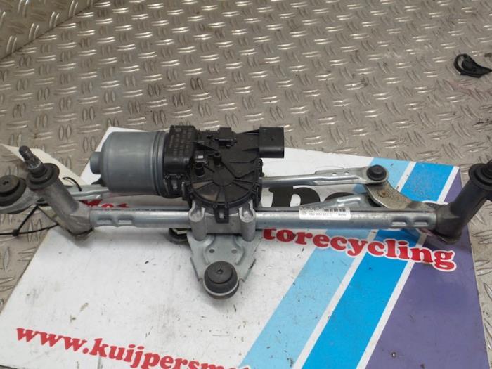 Ruitenwismotor+Mechaniek - Volkswagen UP