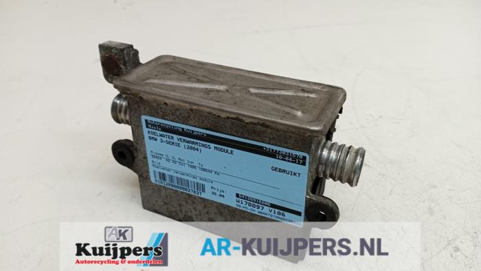 Koelwater Verwarmings Module - BMW 3-Serie