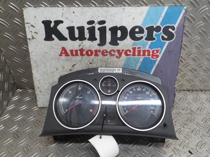 Kilometerteller KM - Opel Zafira