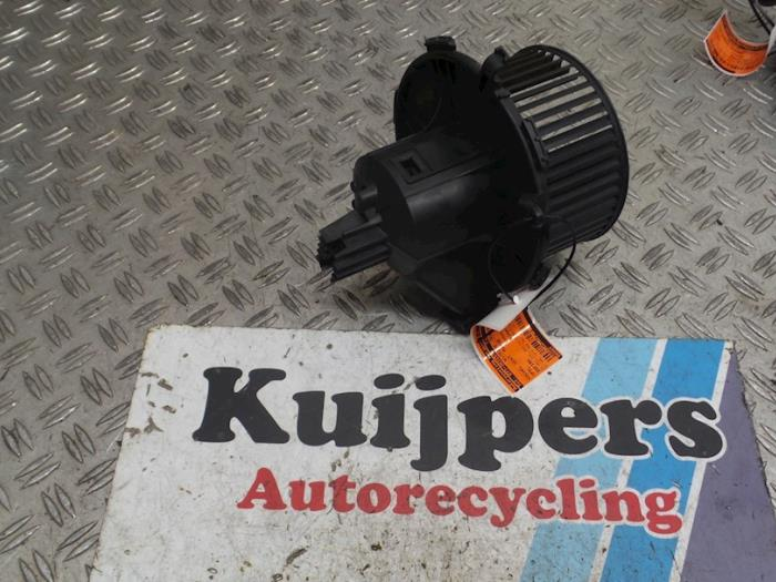 Kachel Ventilatiemotor - Opel Zafira