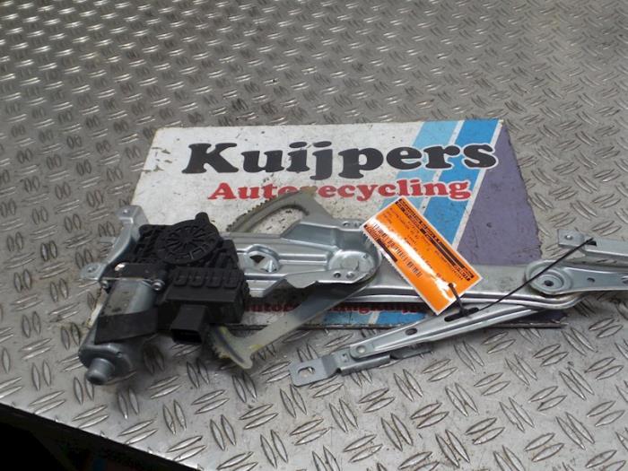 Ruitmechaniek 4Deurs rechts-voor - Opel Zafira