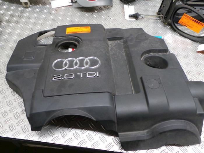 Afdekplaat motor - Audi A4