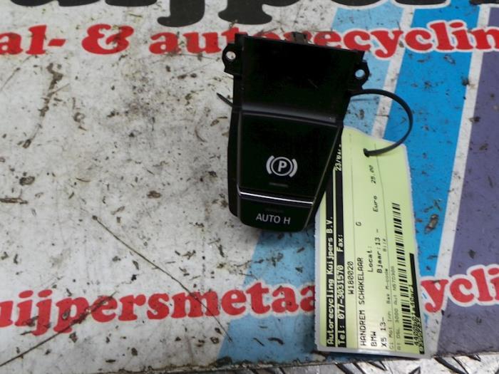 Handrem schakelaar - BMW X5