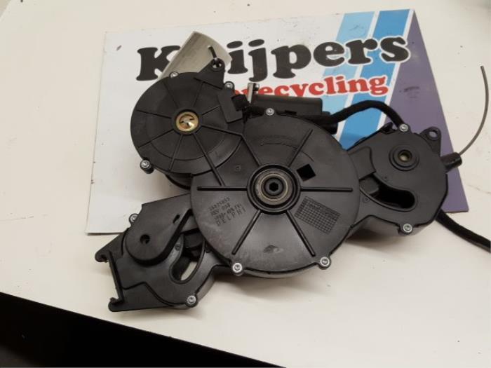 Schuifdeur motor rechts - Citroen C8