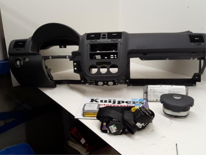 Airbag Set+Module - Volkswagen Golf