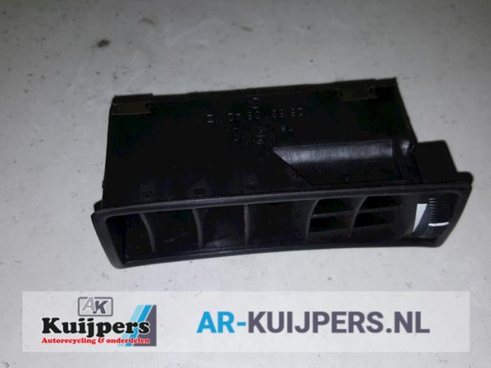 Luchtrooster Dashboard - Mercedes 260SE-600SEL