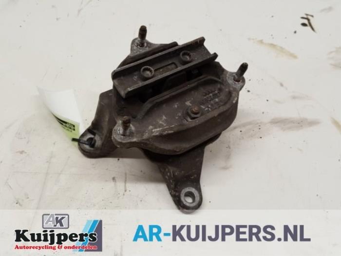 Versnellingsbak Rubber - Audi A5