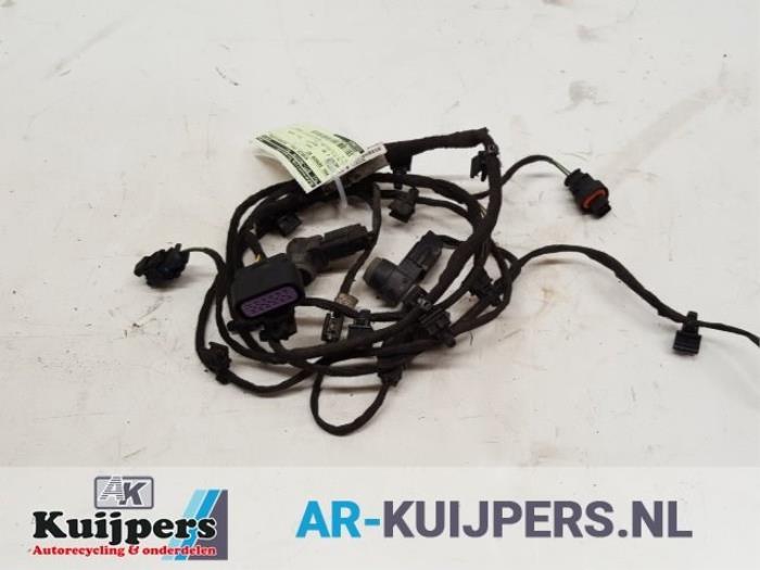 PDC Sensor Set - Opel Astra