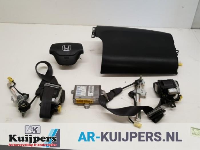 Airbag Set+Module - Honda CR-V