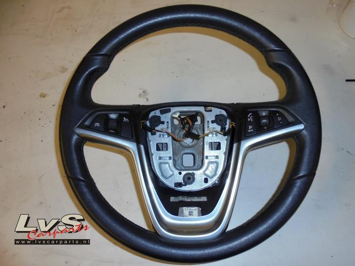Opel Astra Stuurwiel