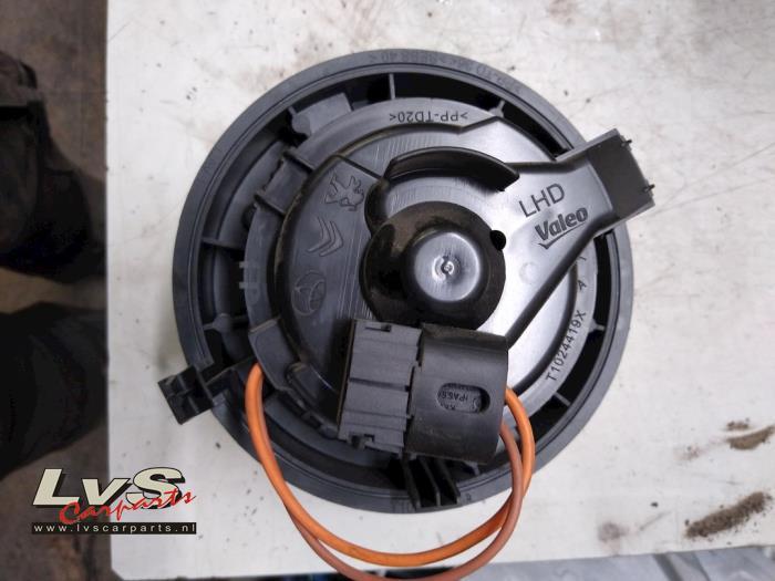 Citroen C1 Kachel Ventilatiemotor