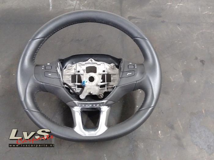 Peugeot 2008 Stuurwiel