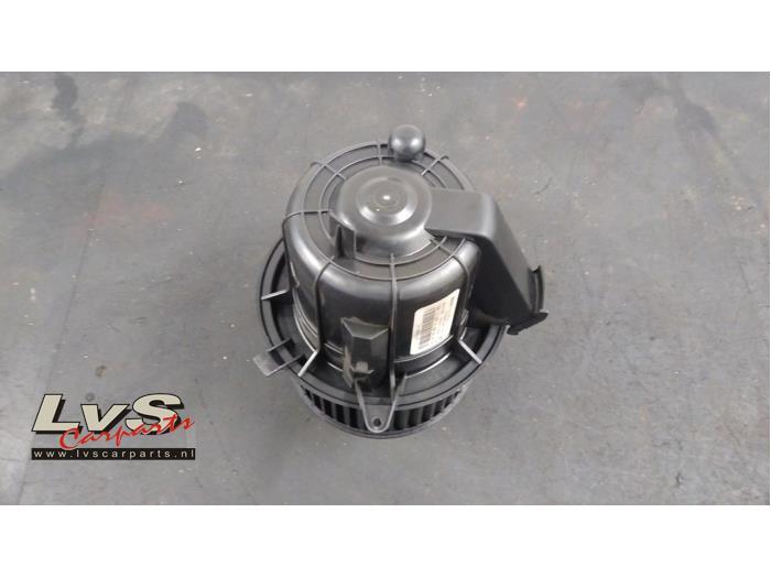Citroen C3 Kachel Ventilatiemotor