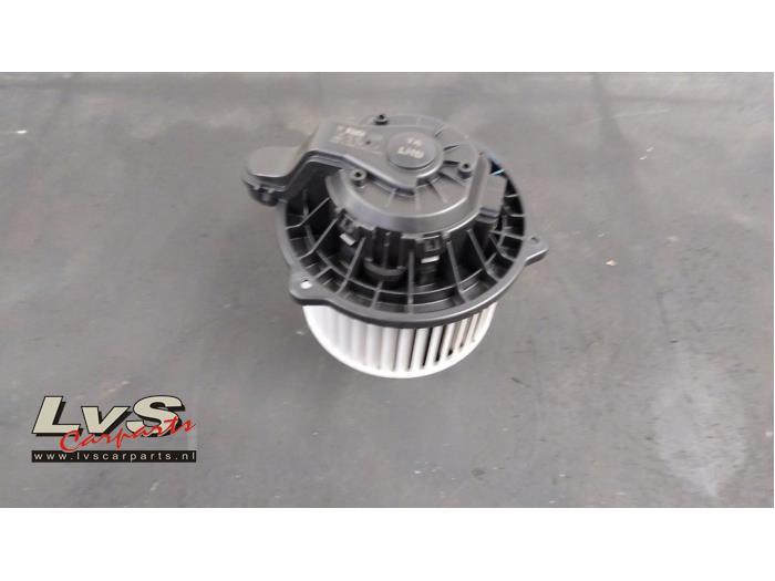 Kia Picanto Kachel Ventilatiemotor