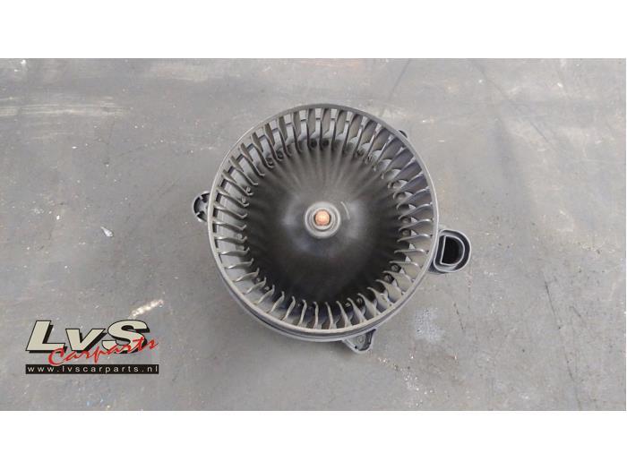 Ford Fiesta Kachel Ventilatiemotor