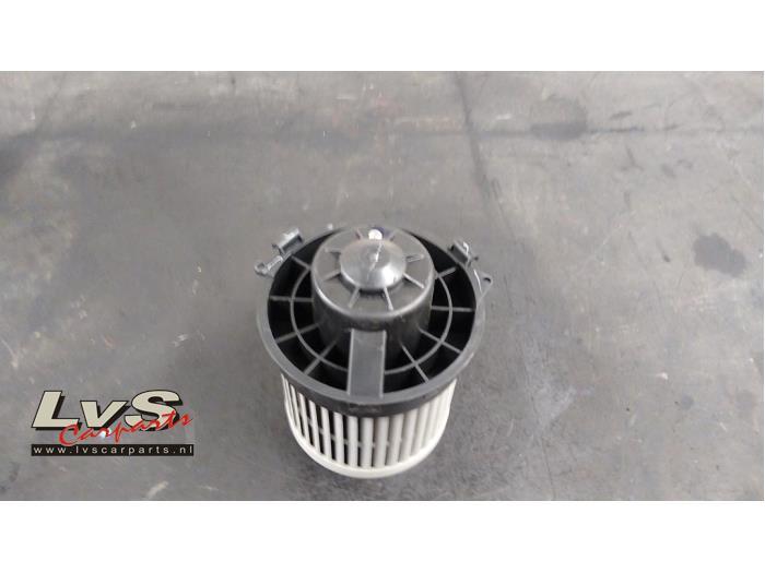 Nissan Micra Kachel Ventilatiemotor
