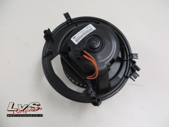 Volkswagen Golf Kachel Ventilatiemotor