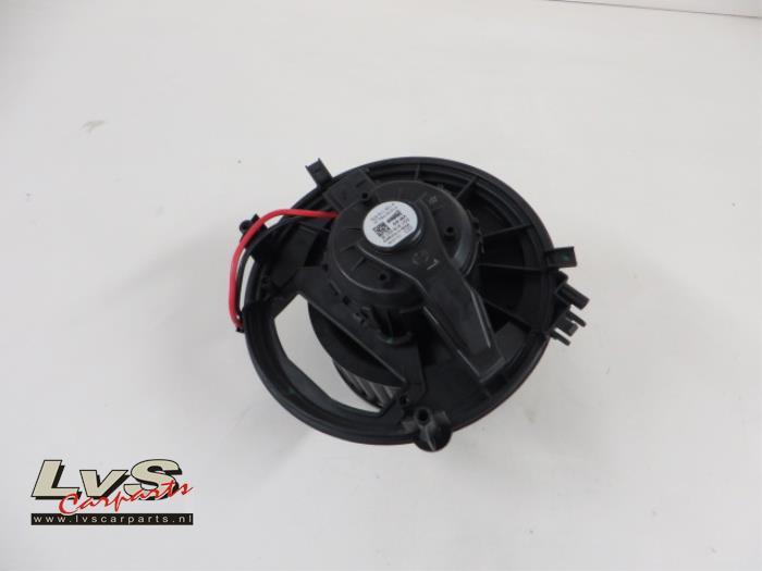 Audi A3 Kachel Ventilatiemotor