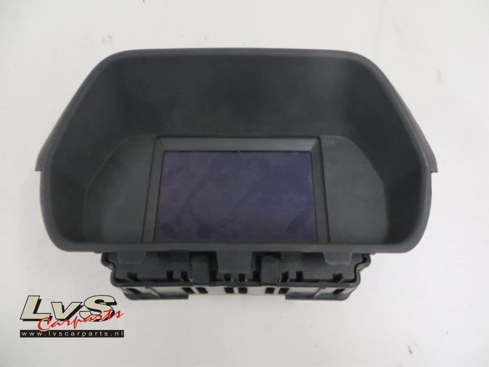 Gebruikte opel meriva display interieur 13156842ku lvs for Auto onderdelen interieur