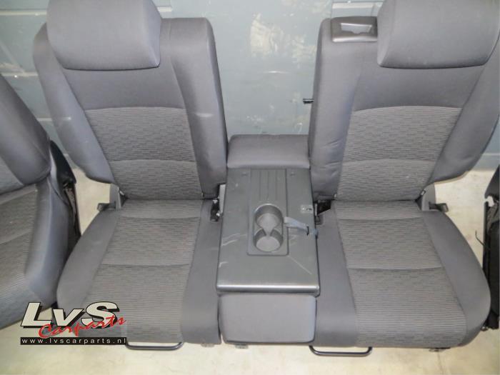 Gebruikte volkswagen tiguan interieur bekledingsset lvs for Auto onderdelen interieur