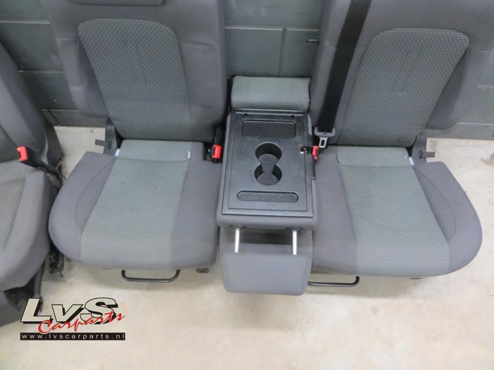 Gebruikte seat altea interieur bekledingsset lvs for Auto onderdelen interieur