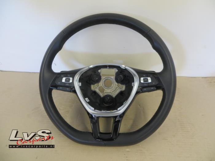 Volkswagen Tiguan Stuurwiel