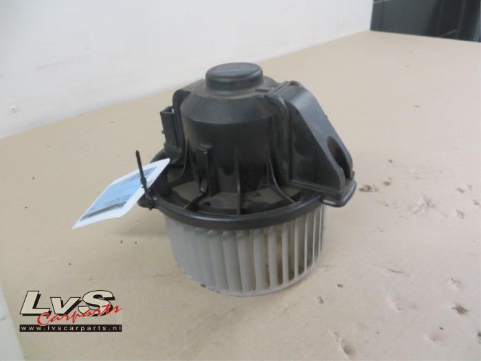 Landrover Range Rover Kachel Ventilatiemotor