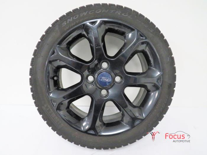 Velg Winterband Voor Ford Fiesta Focus Automotive