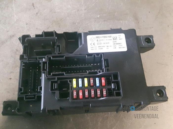 File  Fuse Box On Fiat Grande Punto