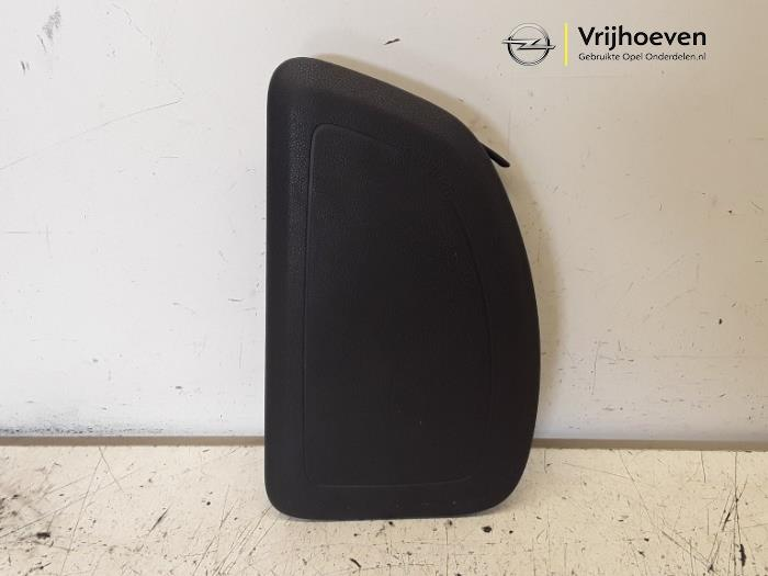 Airbag stoel (zitplaats) van een Opel Corsa D 1.7 CDTi 16V Ecotec 2010