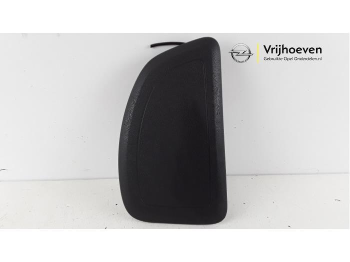 Airbag stoel (zitplaats) van een Opel Corsa D 1.3 CDTi 16V ecoFLEX 2013