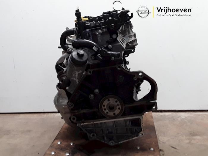 Gebruikte opel cascada motor 93169420 19gk8466 for Motor para cascada