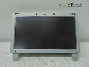 Gebruikte opel astra display interieur 1236146 for Auto onderdelen interieur