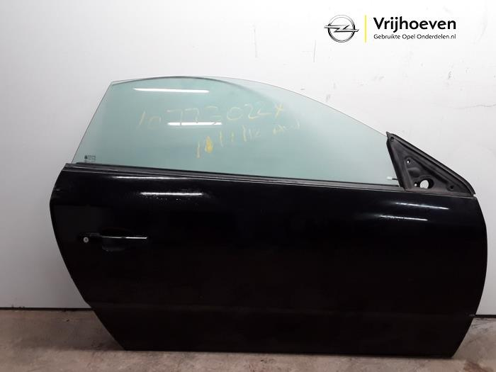 Portier 2Deurs rechts van een Opel Astra H Twin Top (L67) 1.9 CDTi 16V 2007