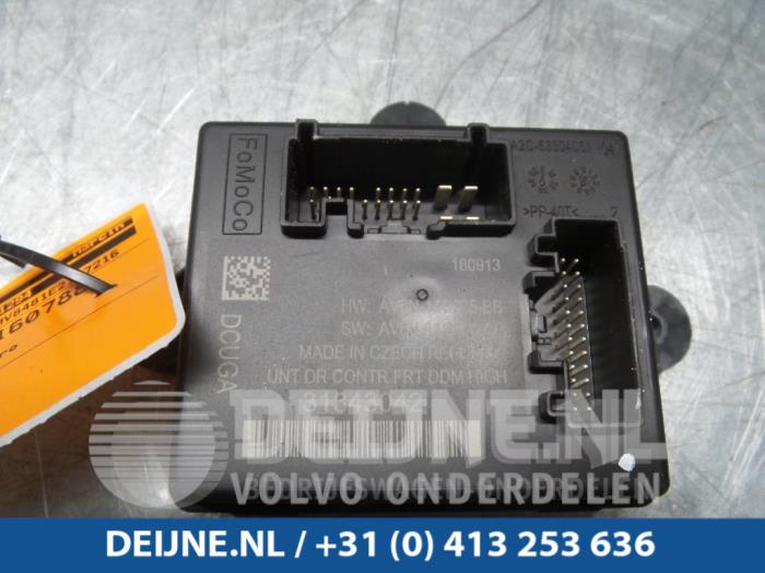 Comfort Module - Volvo V40