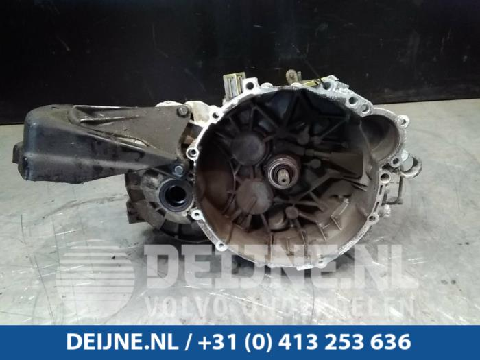Versnellingsbak - Volvo C70