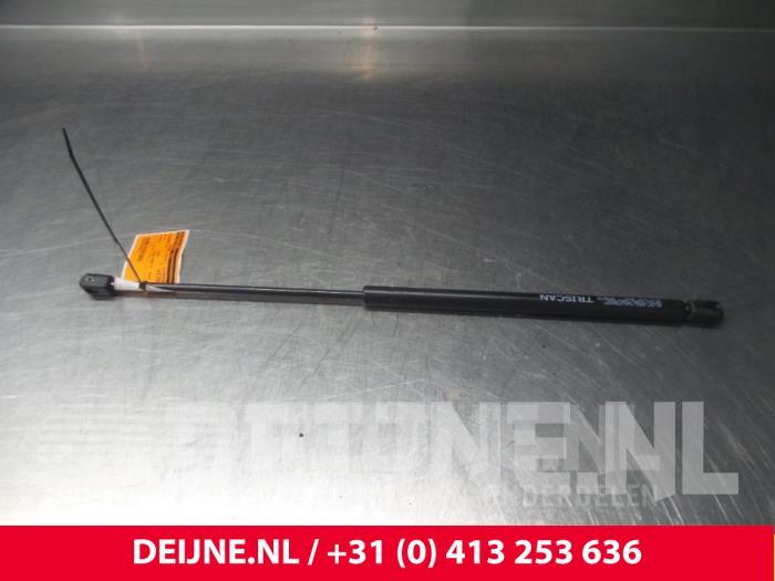Gasdemper rechts-achter - Volvo 9-Serie