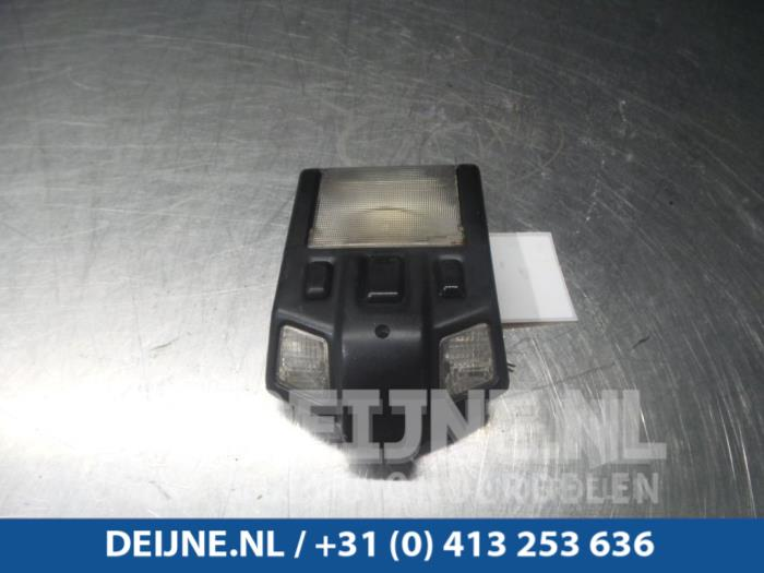 Binnenverlichting voor - Volvo 9-Serie