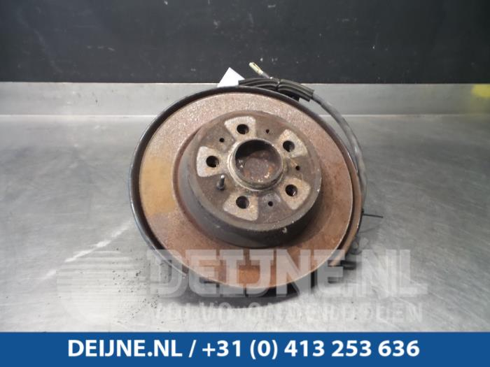 Fusee links-achter - Volvo S80